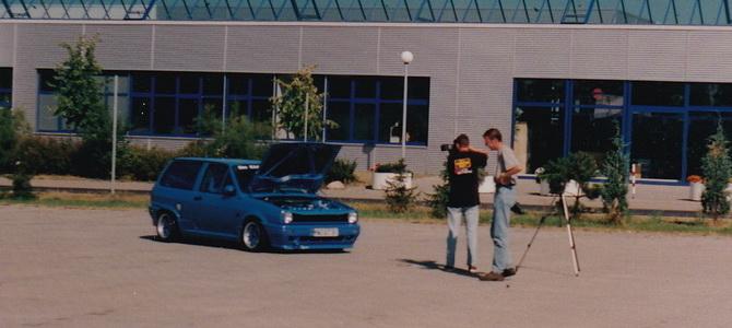 VW Scene Shooting von SiR´s Blaumeise 1999