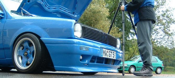 VW Speedshooting von SiR´s Blaumeise 2003